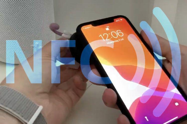La bêta 3 d'iOS13 active l'automatisation par tag NFC