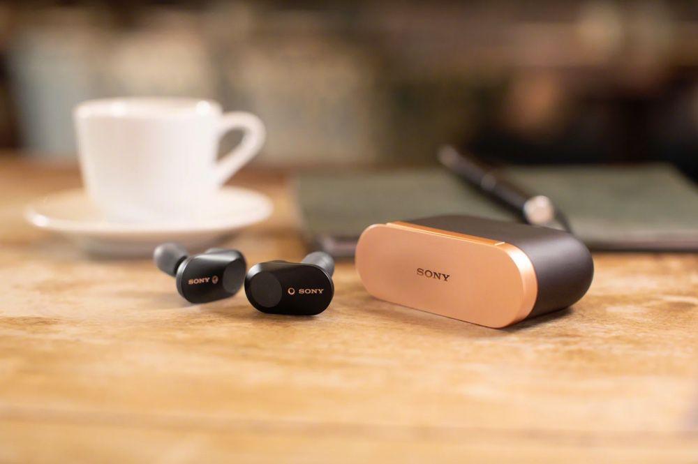Les écouteurs Sony WF-1000XM3 veulent réduire au silence les AirPods | WatchGeneration
