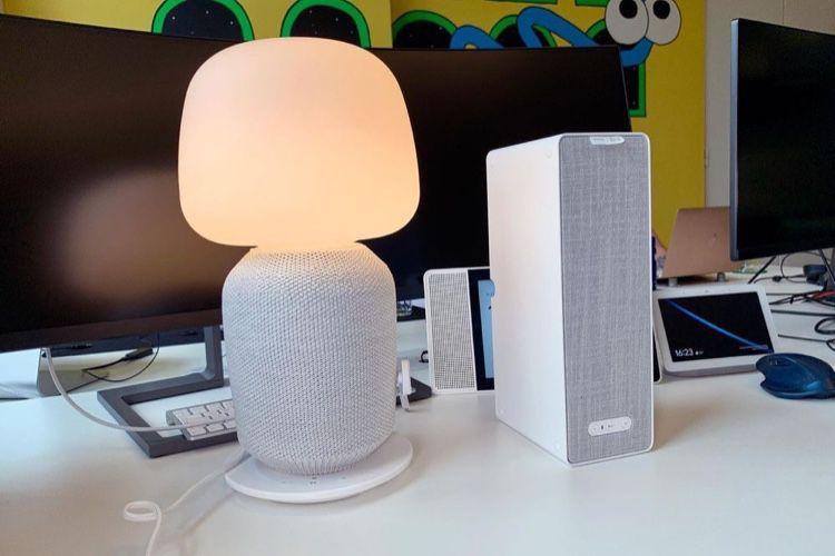 Premières prises en main des enceintes Sonos d'IKEA
