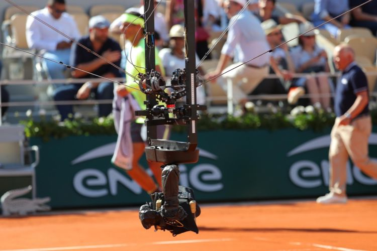 Droits de diffusion: Amazon empoche une petite partie de Roland-Garros