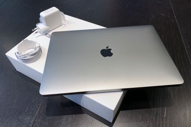Prise en main du MacBook Air Retina 2019