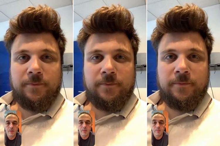 iOS 13 : la correction du regard par FaceTime est encore perfectible