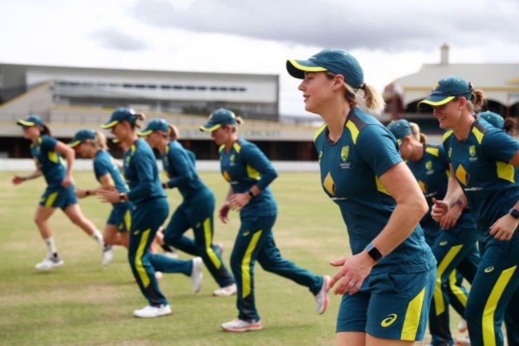 L'Apple Watch à la force du poignet de l'équipe australienne de cricket