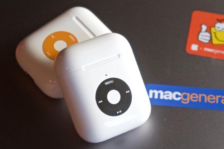 Donnez un look unique à vos AirPods avec nos stickers!