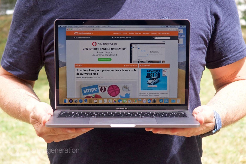 """MacBook Pro 13"""": le nouveau modèle à 1499€presque aussi puissant que le modèle à 1999€"""
