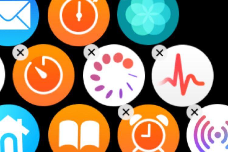 watchOS 6 : les apps d'Apple qui peuvent être supprimées de la montre