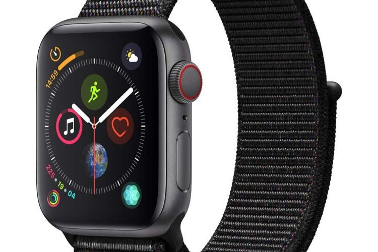 Prime Day : Apple Watch Series 4 cellulaire à 459 € au lieu de 529 €