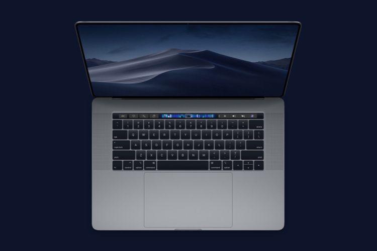 Le MacBookPro 16pouces commercialisé dès septembre?