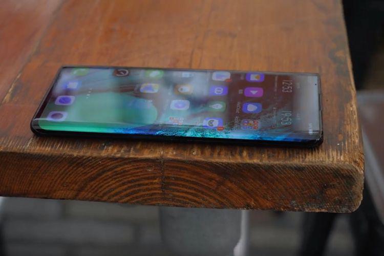 video en galerie : Vivo : le NEX 3 «presque» 100% écran en vidéo