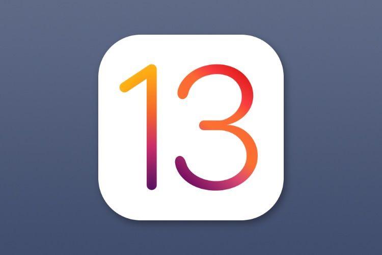 iOS13 : les nouveautés de la bêta 7