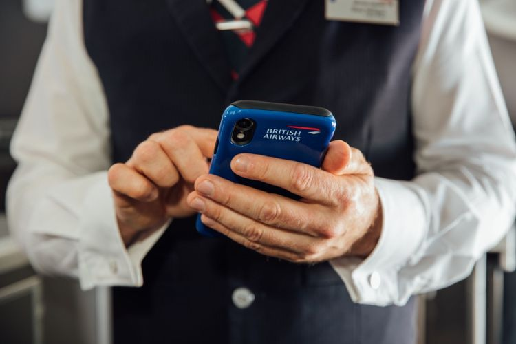 British Airways achète 15 000 iPhone XR pour son personnel naviguant