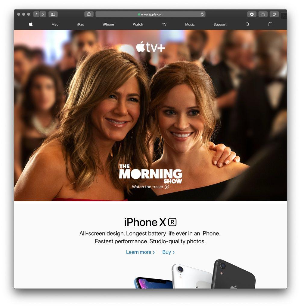 Apple TV+ : six milliards de dollars pour un contenu vendu 9,99 $ par