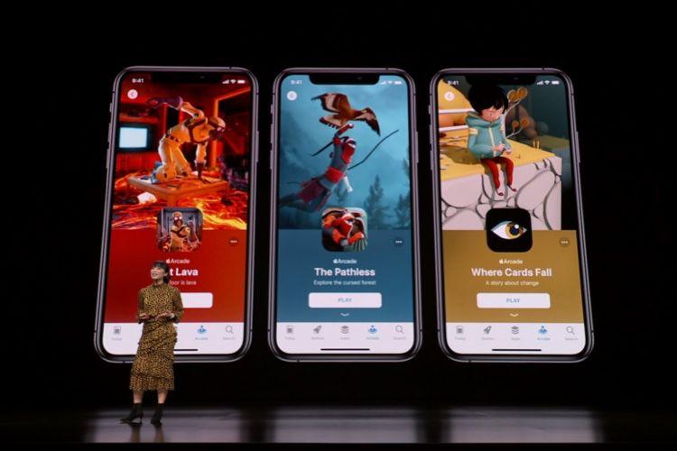 Apple Arcade devrait coûter 4,99$ par mois