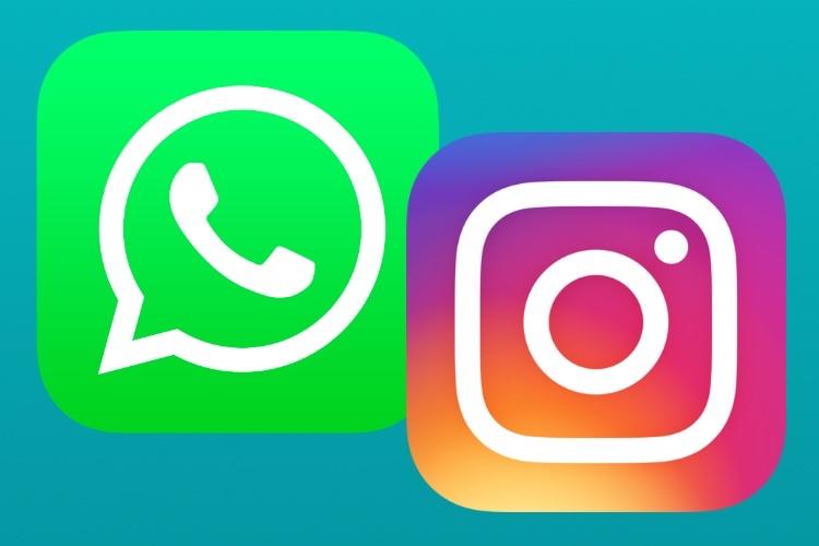 WhatsApp et Instagram vont clairement s'afficher comme appartenant à Facebook