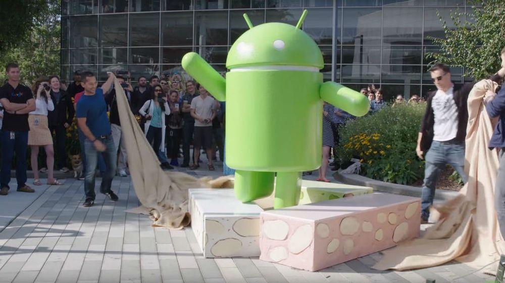 Fini les sucreries pour les versions du système d´exploitation Android — Google