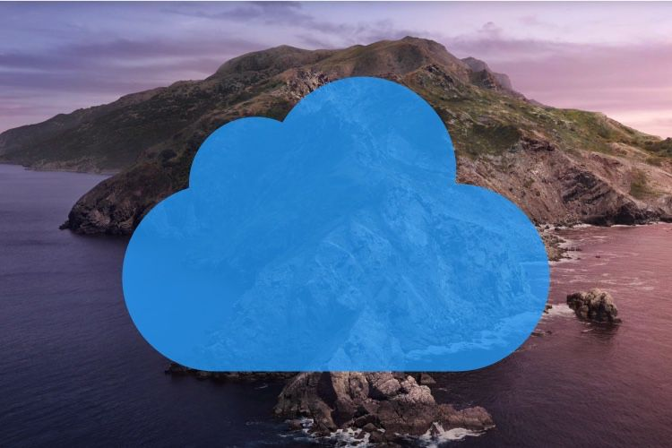 macOS Catalina : la fonction Dossiers partagés a disparu d'iCloud Drive