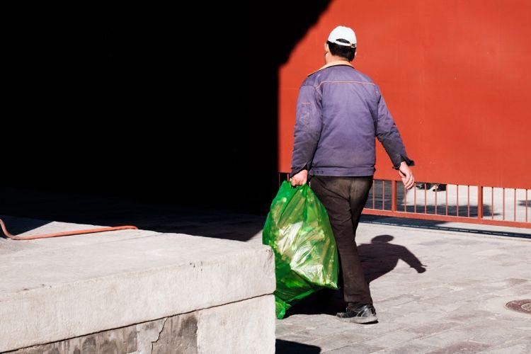 Chroniques numériques de Chine: vos ordures, sur place ou à emporter?