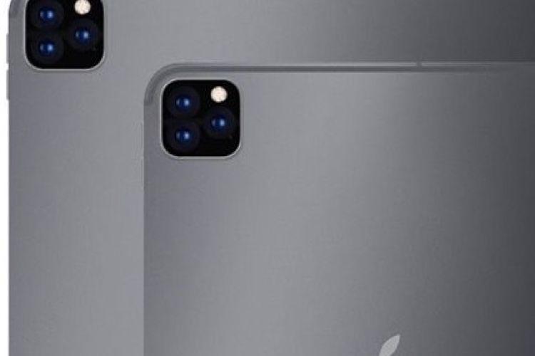 L'iPadPro 2019 pourrait avoir 3 capteurs photo au dos