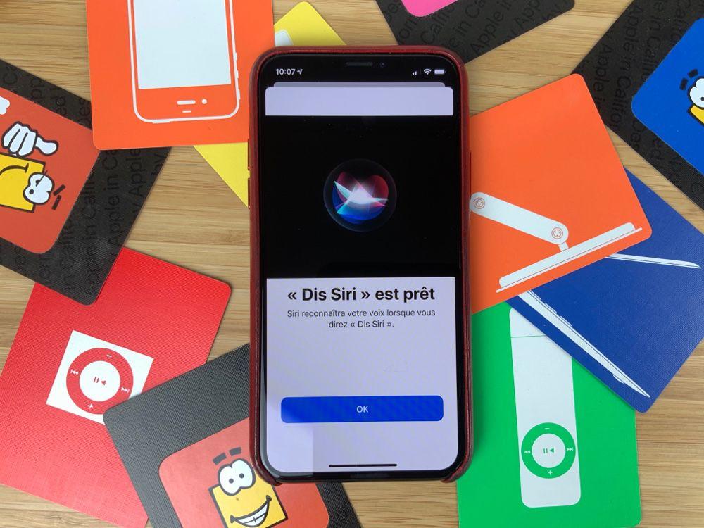 Apple suspend l'écoute des conversations par les employés — Siri