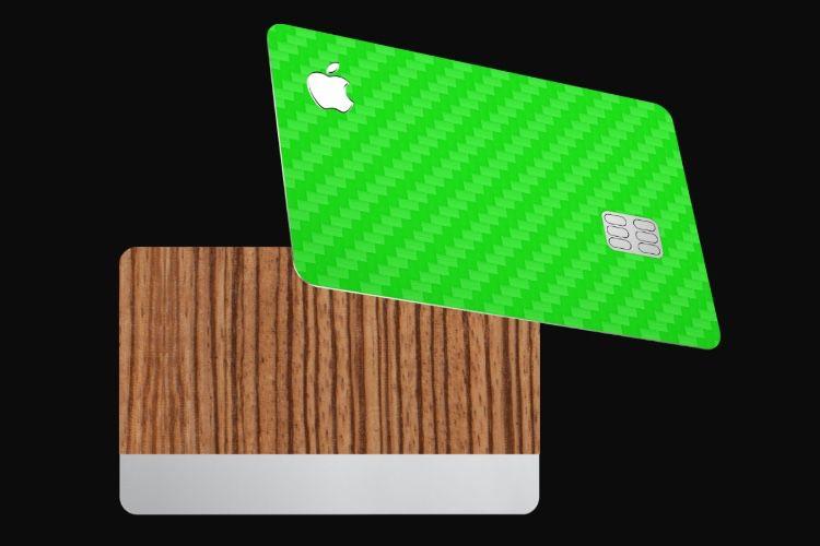 image en galerie : L'Apple Card rhabillée pour l'automne