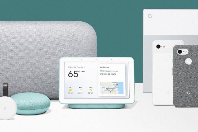 Des matériaux recyclés dans tous les appareils de Google d'ici 2022