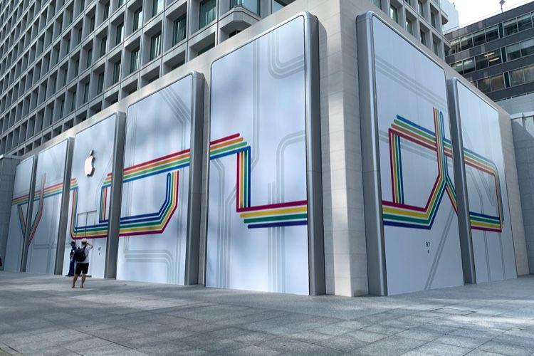 image en galerie : AppleStore : un nouveau venu pour Tokyo