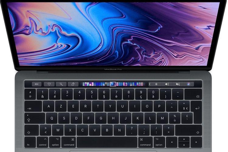 """Refurb : jusqu'à -470€ sur des MacBookPro13""""2019"""