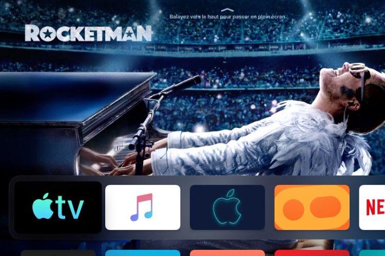 tvOS13 : la bêta 7 affiche les bandes-annonces de l'app TV sur l'écran d'accueil