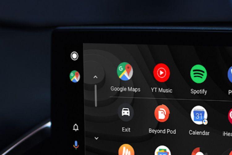 Android Auto : le nouveau design de la version embarquée en cours de déploiement