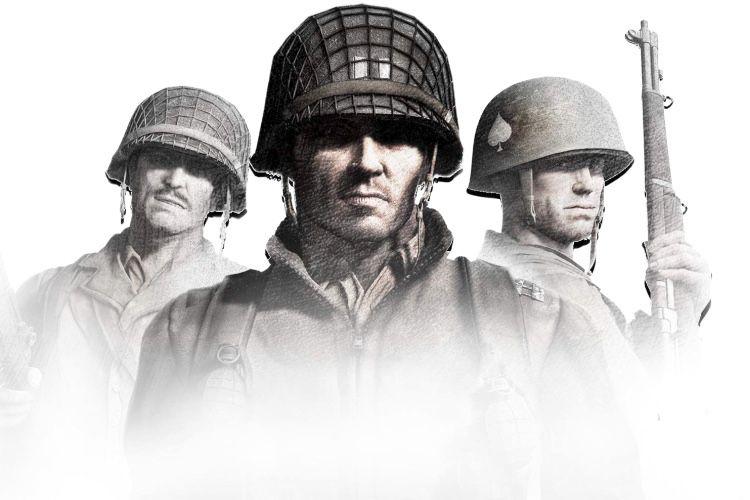 Company of Heroes fourbit ses armes sur iPad