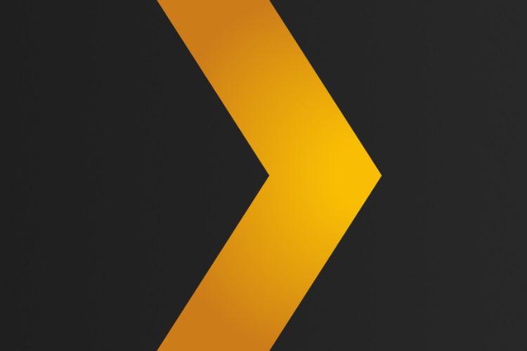 Plex 6.0 personnalise le panneau de navigation