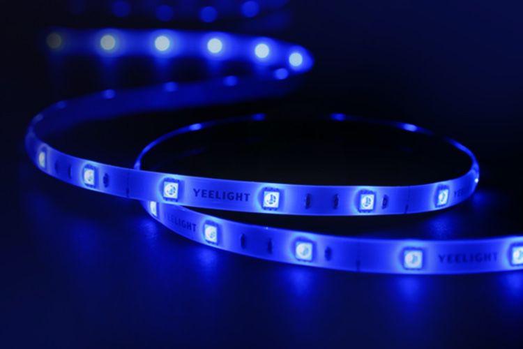 Yeelight a ses ampoules et ruban LED HomeKit