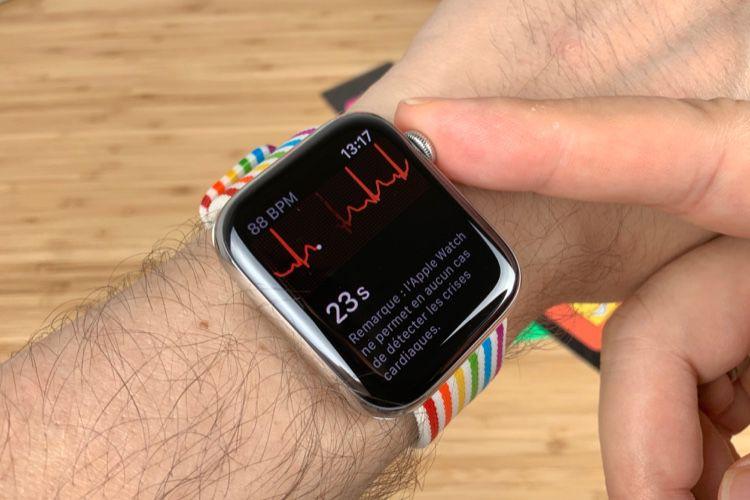 Les employés de la division Santé d'Apple ont le moral dans les chaussettes