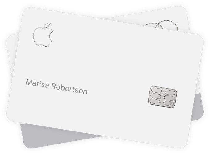 Les conditions d'utilisation surréalistes de l'Apple Card