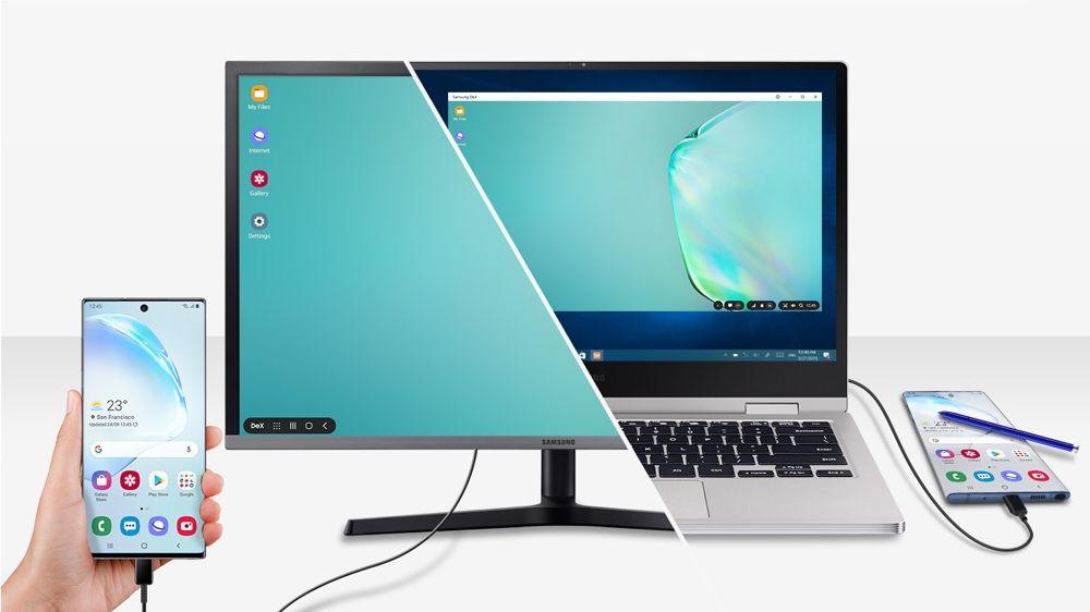 Samsung dévoile son nouveau modèle de téléphone haut de gamme