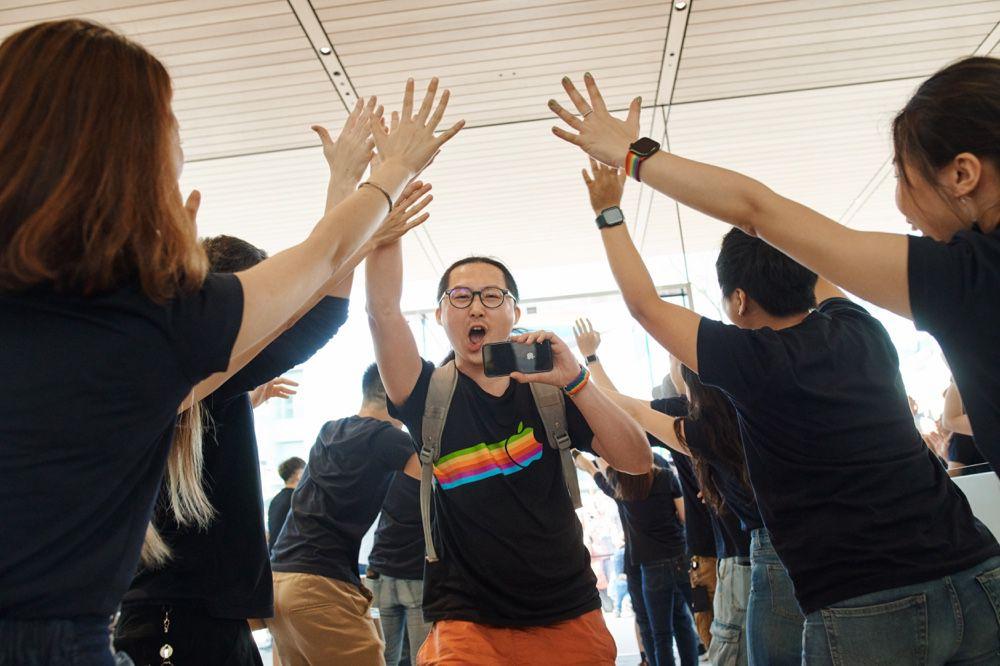 Gare au tsunami de nouveaux produits Apple en fin d'année