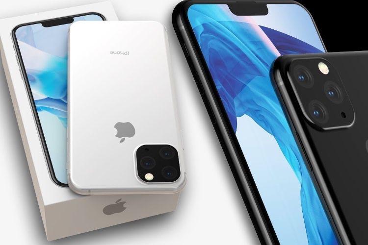 Deux nanoSIM pour tous les iPhone 2019 chinois et des batteries plus grosses pour tout le monde