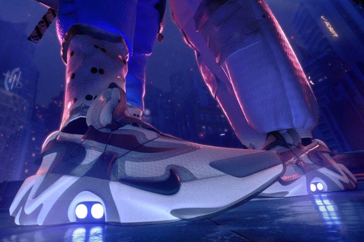 Siri lacera sans se lasser les nouvelles chaussures de Nike