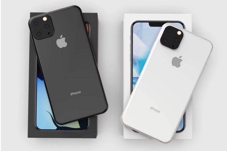iPhone 2019 : du vert, mais plus de logo iPhone au dos ?