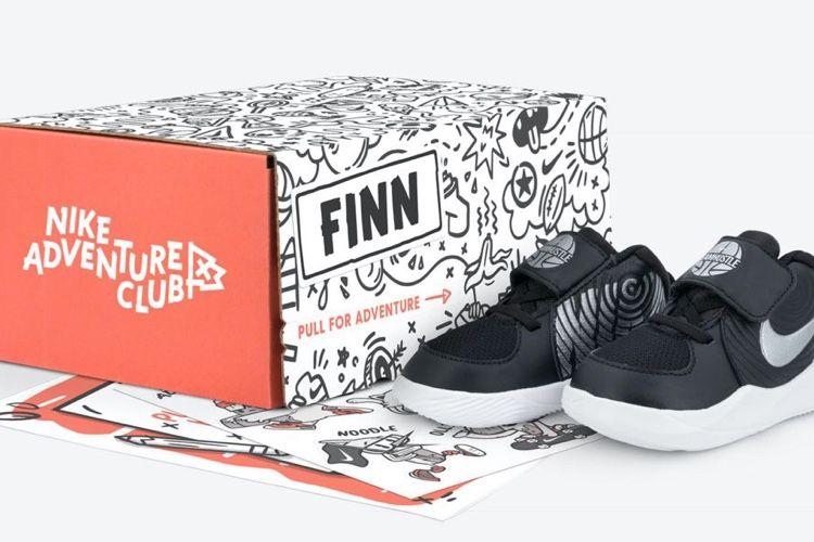 Chez Nike l'abonnement passe par les pieds