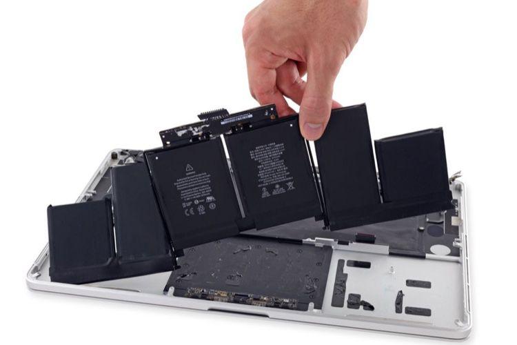 MacBookPro 2015 : nouveaux détails sur le programme de remplacement de la batterie