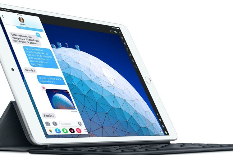 Promos sur les iPad Air 2019 + Smart Keyboard