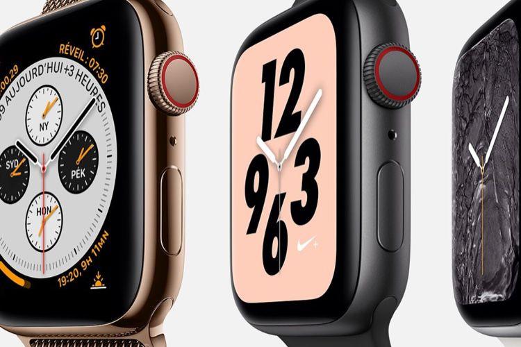 Détails sur les Apple Watch 2019 et lesAirPods3