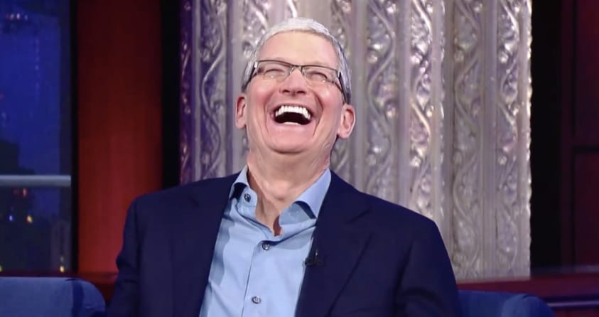 Trump évoque de gros investissements d'Apple aux États-Unis