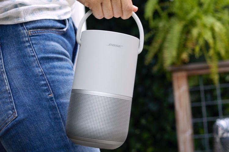La nouvelle enceinte portable de Bose est compatible AirPlay 2 et Spotify Connect