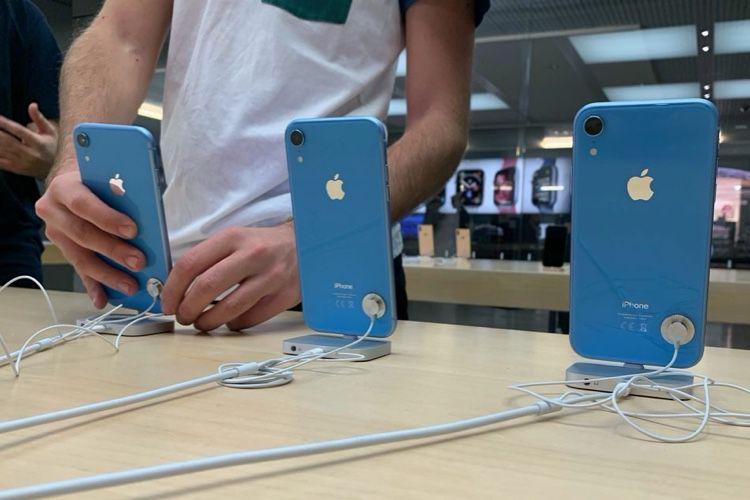 USA : les smartphones à grand écran toujours plus populaires