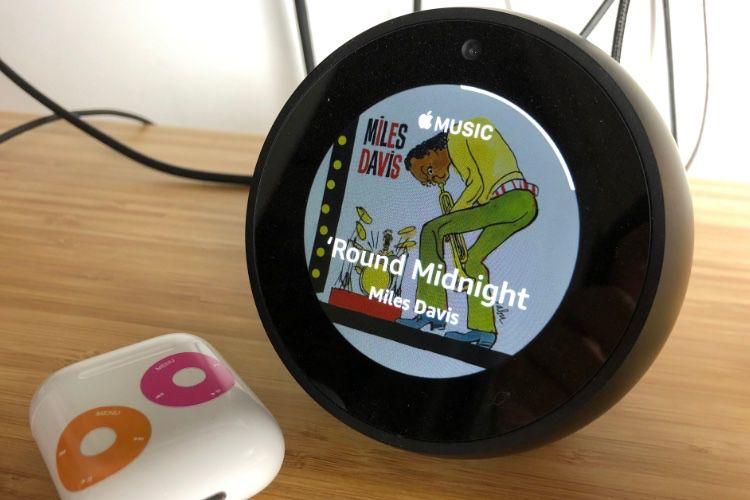 On peut écouter AppleMusic avec Alexa en France