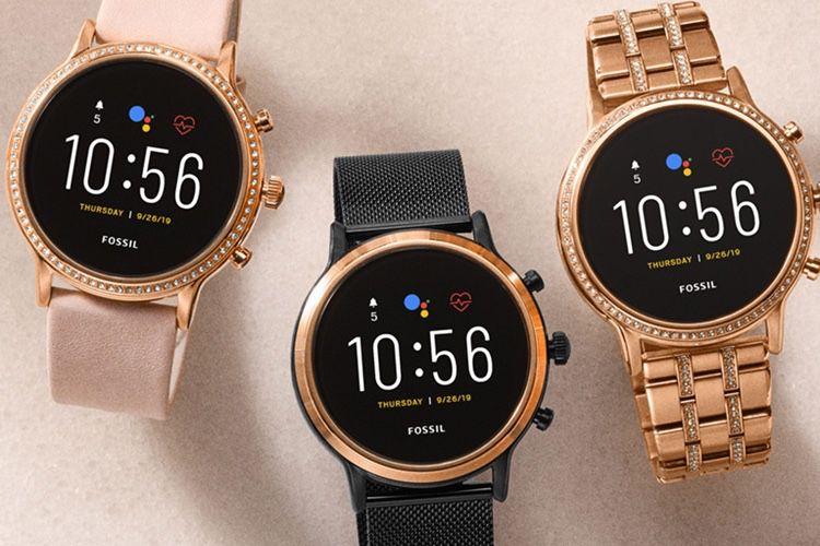 Les nouvelles montres rondes de Samsung et Fossil vont tenter de concurrencer l'Apple Watch