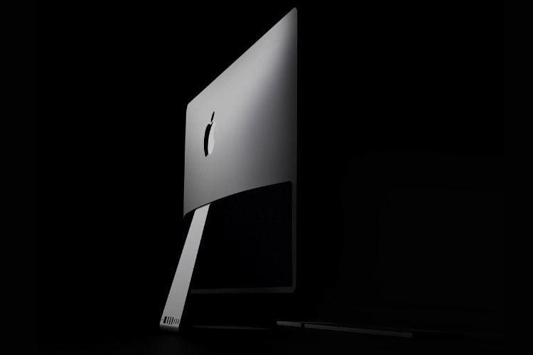 image en galerie : Un iMac avec des bordures fines, c'est le pied