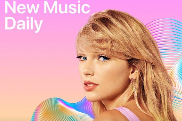 AppleMusic : une playlist quotidienne de nouveautés
